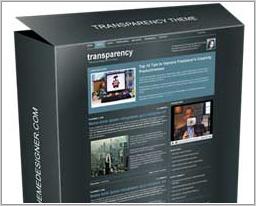Шаблон Transparency