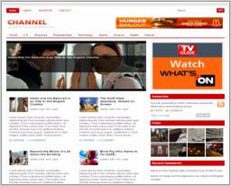 Шаблон Channel